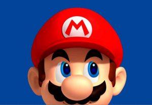 Nintendo Mario Face